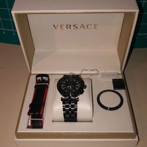 Versace V Race men's watch | rarely worn |